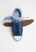 Converse - Chuck Taylor all star high street - ox - indigo fog/navy/white