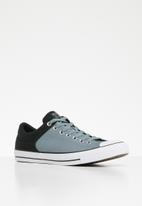 Converse - Chuck Taylor all star high street - ox - black/cool grey/white