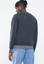 Brave Soul - Adriel sweatshirt - navy