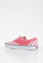Vans - Era - strawberry pink/true white