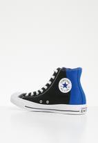 Converse - Chuck Taylor all star - hi - black/blue/white