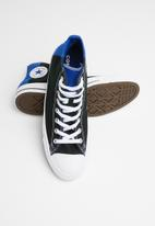 Chuck Taylor all star - 163348C - black blue white Converse Sneakers ... 01dd9b1a9