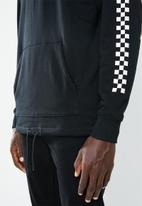 Vans - Versa sweat top - black