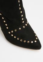 Footwork - Pamela boot - black