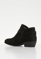 Footwork - Kim ankle boot - black