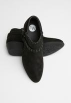 Footwork - Kim ankle boot - black