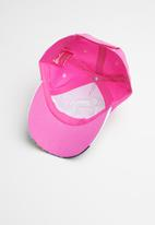 Character Fashion - Barbie peak cap - pink