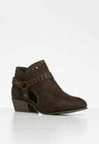 Footwork - Kim ankle boot - brown