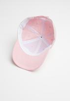 Superbalist - Kids girls boss tracker cap - pink & white