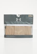Under Armour - Hipster 3pack - neutral