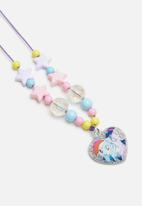 Character Fashion - My little pony necklace - multi