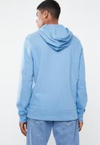 Levi's® - Classic tab hoodie - blue & white