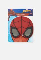 Character Fashion - Spider-Man super shades - multi