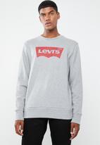 Levi's® - Graphic crew sweatshirt G Ama Gap - grey