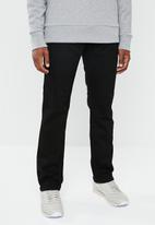 Levi's® - 541 Athletic taper jeans - black