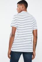Levi's® - Short sleeve classic colour block tee - multi