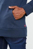 Levi's® - Graphic PO hoodie G SSNL sportswear logo - navy