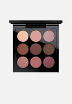 M·A·C - Eyeshadow x9 - burgundy