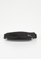 PUMA - Running visor - black