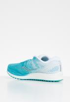 Saucony Running - Freedom iso 2 ladies - white & blue