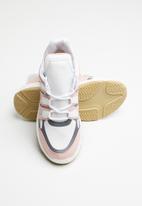Superbalist - Alex sneaker - pink & white