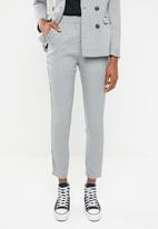 dailyfriday - Suit pant - black & white