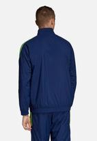adidas Originals - Flames RK woven track top - blue