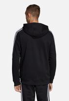 adidas Originals - Radkin full zip hoodie - black & white