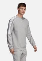 adidas Originals - Radkin crew sweater - grey