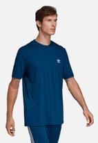 adidas Originals -  Monogram short sleeve crew tee - blue