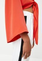 STYLE REPUBLIC - Kimono blouse - orange