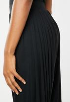 STYLE REPUBLIC - Harem loose fit pant - black