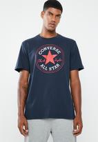 Converse - Chuck patch tee - navy
