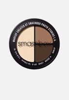 Smashbox - Photo edit eye shadow trio - nudie pic light
