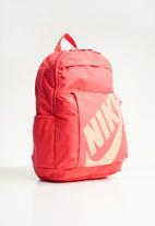 Nike - Nike elemental bag - coral