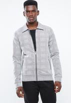 Jack & Jones - Square jacket - grey