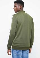 Only & Sons - William bomber - green