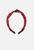 Cotton On - Fashion headband - red