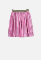 Cotton On - Kelis dress up skirt - pink