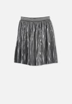 Cotton On - Kelis dress up skirt - silver