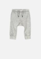 Cotton On - Tory jogger pant - grey