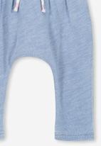 Cotton On - Alison mini pant - blue