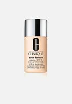 Clinique - Even better makeup broad spectrum spf 15 - alabaster