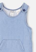 Cotton On - Oscar romper - blue
