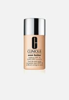 Clinique - Even better makeup broad spectrum spf 15 - cream chamois