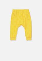Cotton On - Shelby trackpant - yellow