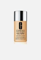 Clinique - Even better makeup broad spectrum spf 15 - honey