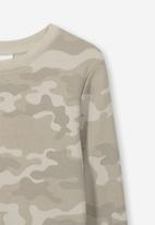 Cotton On - Lachy crew jumper - green