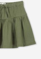 Cotton On - Cilla skirt - green