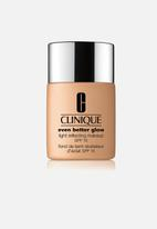 Clinique - Even better luminuous - cn 58 honey mf